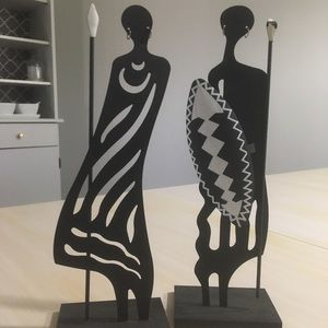 Other - Tribal Statues